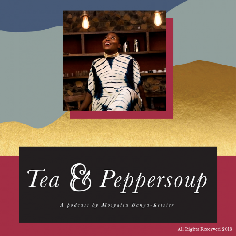 Tea and Peppersoup Podcast